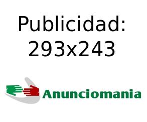 Publidad 293x243 Anunciomania.es
